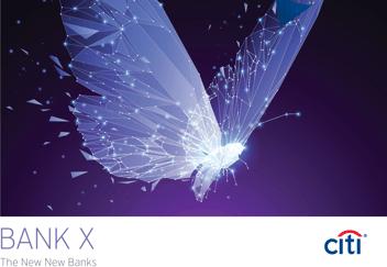 Citi - Bank X: The New New Bank