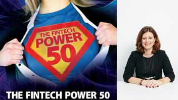 Leda Glyptis honoured in 2021 Fintech Power 50