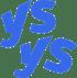 YSYS Blue Logo