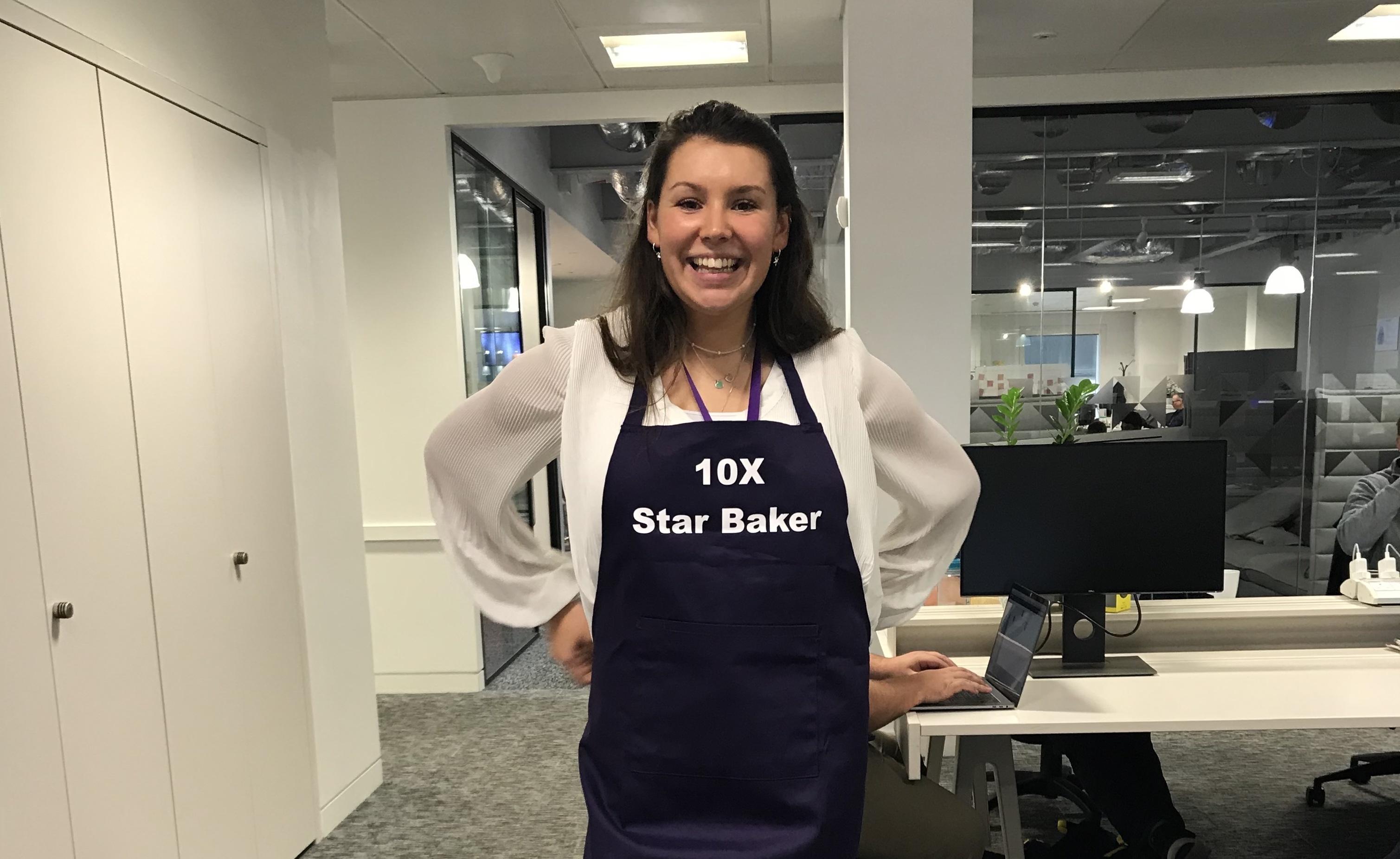 Alice - Star baker
