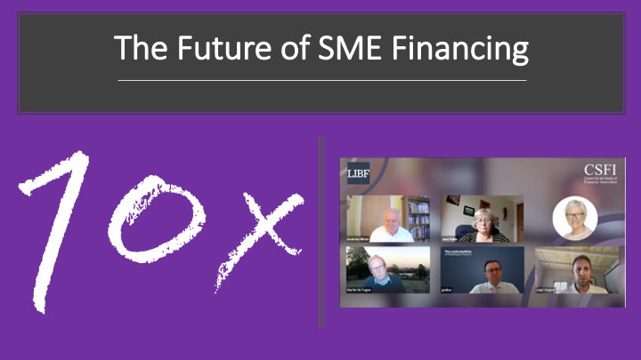 Future of SME financing