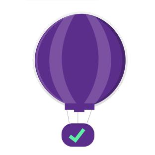 10x Values Impact Balloon