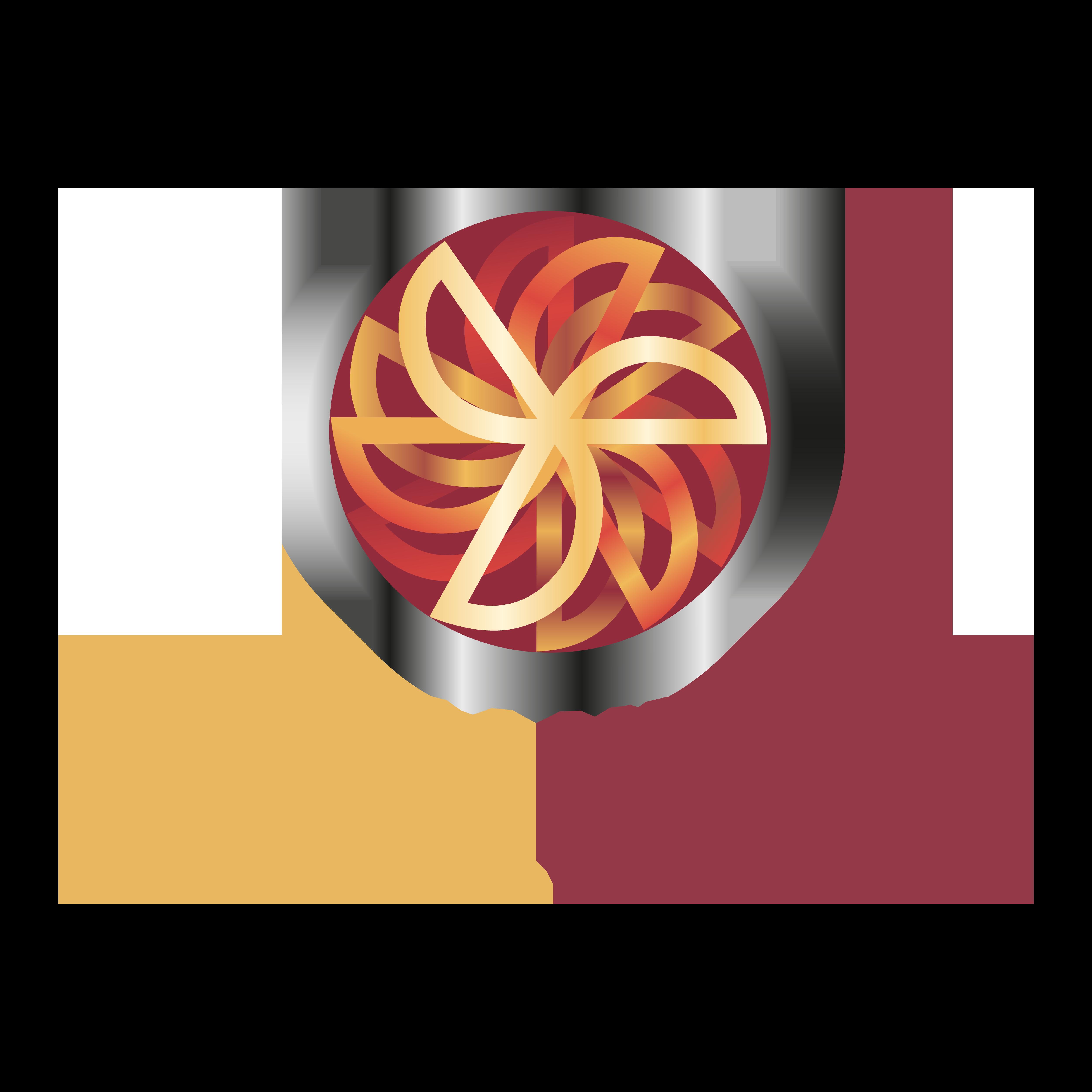 Global kinetic logo